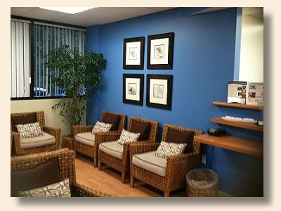 Dr. Danielle Weiss' Encinitas office